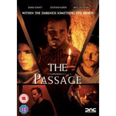 DVD norte-americado de A Passagem