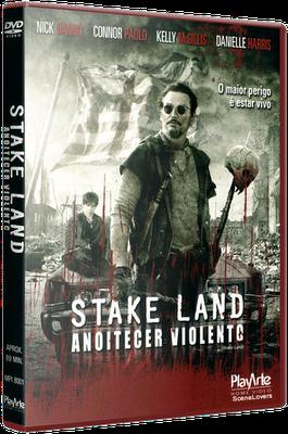 Resultado de imagem para stake land anoitecer violento